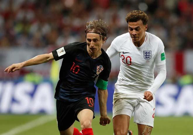 """Phi thường Modric: 33 tuổi, 3 trận 3 hiệp phụ, """"người không phổi"""" xứng đáng QBV - 1"""