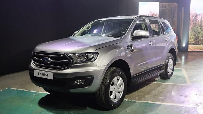 Ford Everest 2019 chính thức ra mắt, giá bán từ 910 triệu đồng - 7