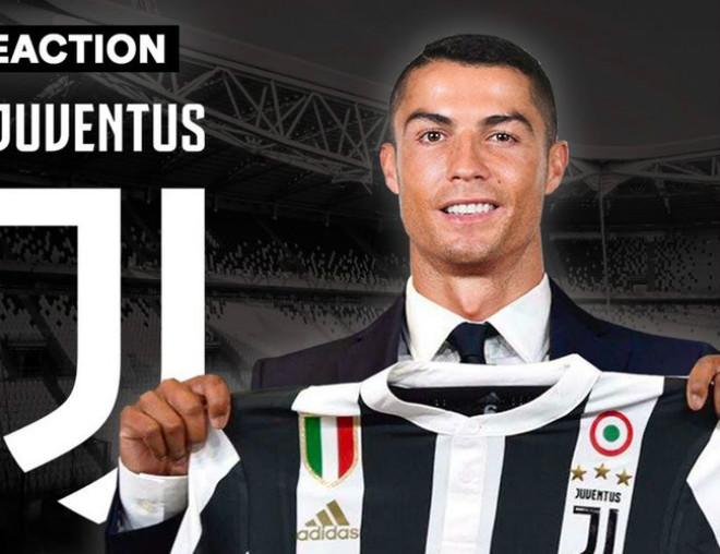"""Ronaldo đến Juventus: Qua mặt Messi, """"mưa kỷ lục"""" chờ khắc tên sao sáng - 1"""