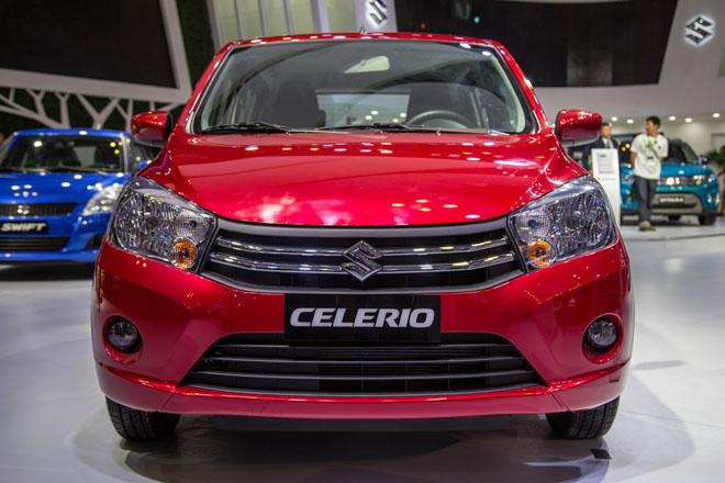 Suzuki Celerio 2018 có thêm phiên bản giá rẻ từ 329 triệu đồng - 3