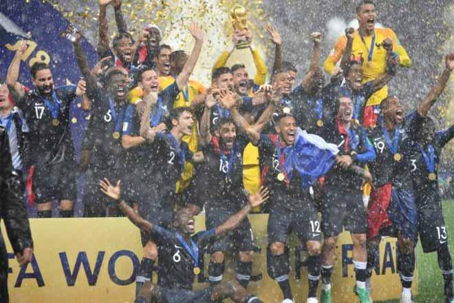 Pháp vô địch World Cup: Nhà vua về nước, kế hoạch ăn mừng siêu khủng - 1