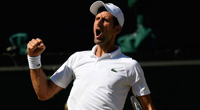 Djokovic lại vô địch Wimbledon: Báo động thế giới tennis, Federer - Nadal có sợ? - 2