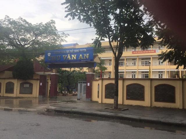 Bộ trưởng Nhạ chỉ đạo xác minh điểm thi bất thường ở Sơn La, Lạng Sơn