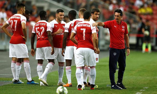 """Arsenal hậu Wenger: Binh hùng tướng mạnh vẫn """"hụt"""" Champions League? - 2"""