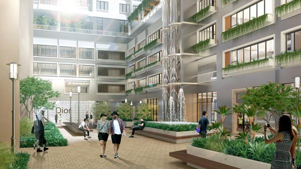 Mô hình căn hộ chăm sóc sức khỏe giải quyết triệt để các căn bệnh thường gặp của dân công sở - 3