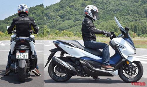 Honda Forza 250 mới chạy thử nghiệm, ra mắt trong tháng 8 - 3