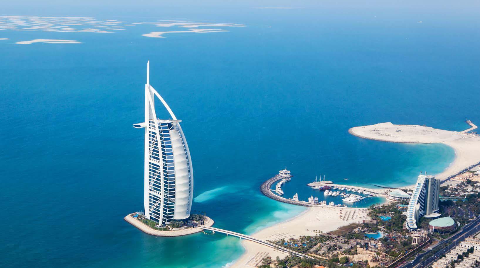 """Dubai - """"thành phố Vàng"""" hấp dẫn du lịch - 6"""