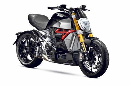 2019 Ducati Diavel 1260 S sẽ là chiếc super cruiser tiên tiến nhất trên thế giới - 1