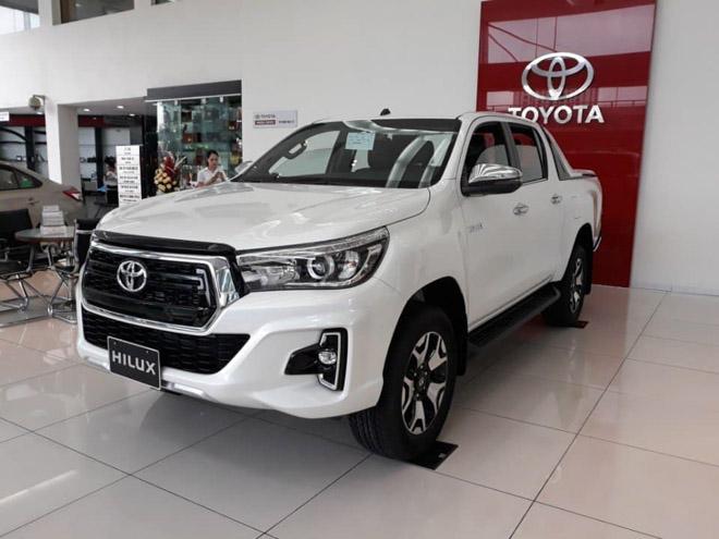 Giá xe Toyota cập nhật tháng 8: Toyota Vios 2018 mới giá 531 triệu đồng - 6