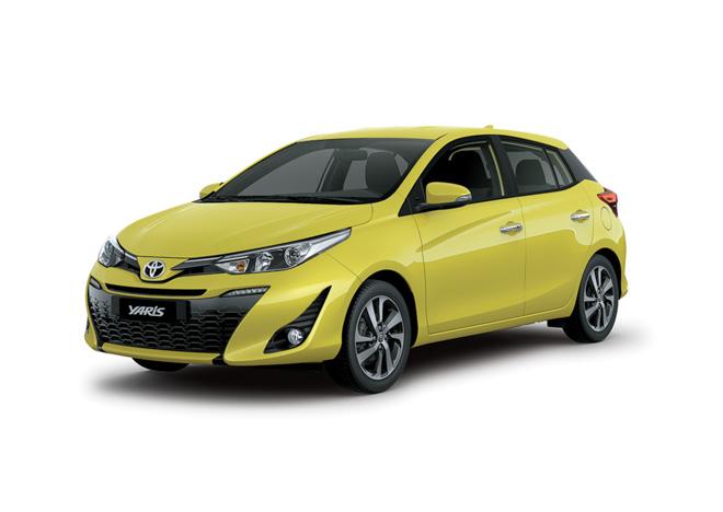 Giá xe Toyota cập nhật tháng 8: Toyota Vios 2018 mới giá 531 triệu đồng - 2