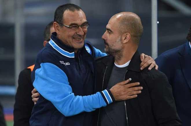 """Siêu cúp Anh Man City - Chelsea: """"Chiến tướng"""" Sarri thị uy Pep - Mourinho - 2"""