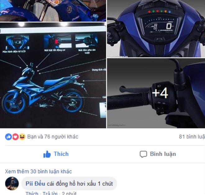 Phản ứng của dân mạng khi 2019 Yamaha Exciter trình làng - 2