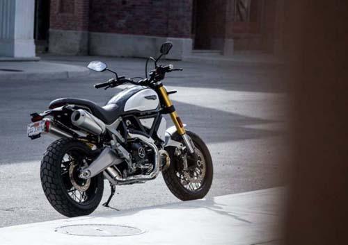 Naked bike mạnh mẽ Scrambler 1100 2018 của Ducati có giá từ 391 triệu đồng - 2