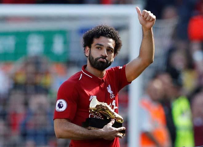 """Ngoại hạng Anh 2018/19: """"Sát thủ"""" tung hoành, Lukaku - Kane """"đe dọa"""" Salah - 2"""