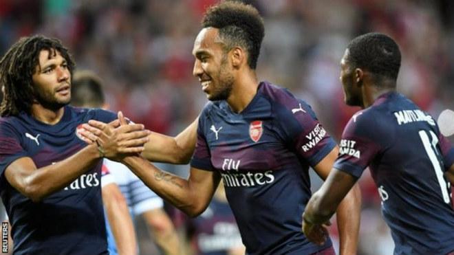Arsenal - Lazio: Phủ đầu siêu hạng, ngôi sao định đoạt - 1