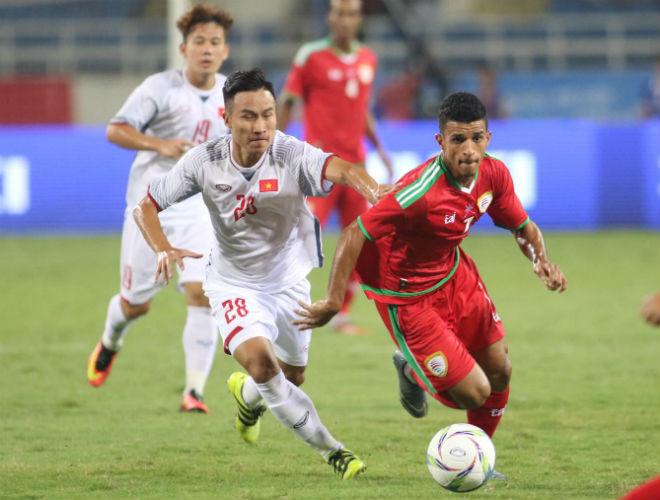 U23 Việt Nam - U23 Oman: Siêu phẩm World Cup tái hiện, rực rỡ đăng quang sớm - 2