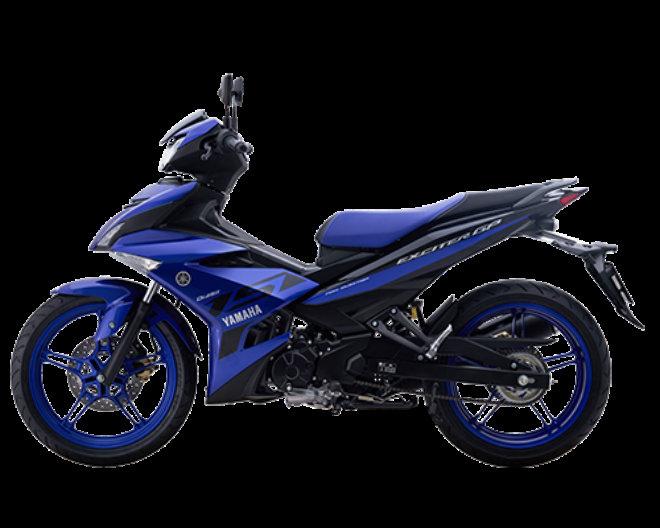 Chi tiết 5 màu, giá bán, thông số của Yamaha Exciter mới - 1