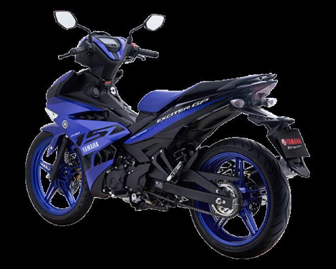 Chi tiết 5 màu, giá bán, thông số của Yamaha Exciter mới - 11