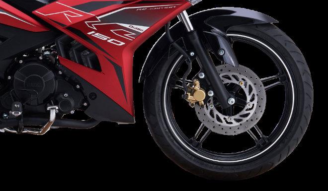 Chi tiết 5 màu, giá bán, thông số của Yamaha Exciter mới - 9