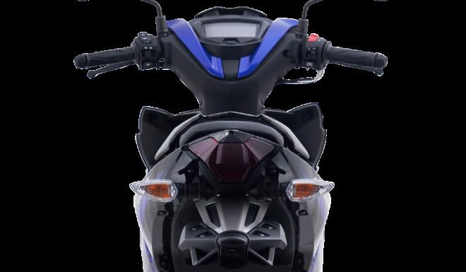 Chi tiết 5 màu, giá bán, thông số của Yamaha Exciter mới - 10