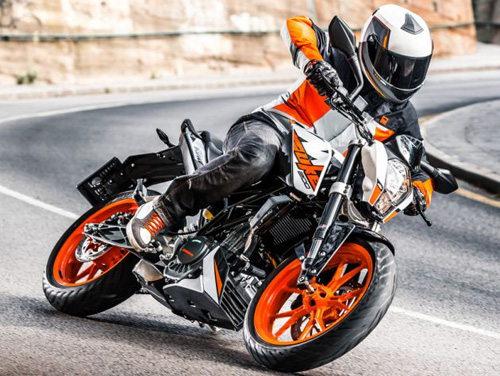 KTM Duke 200 2018: Chiếc naked bike tầm trung phù hợp cho mọi biker - 1