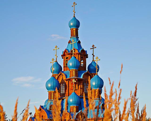 Choáng ngợp trước 7 nhà thờ lộng lẫy không khác gì thế giới cổ tích - 7