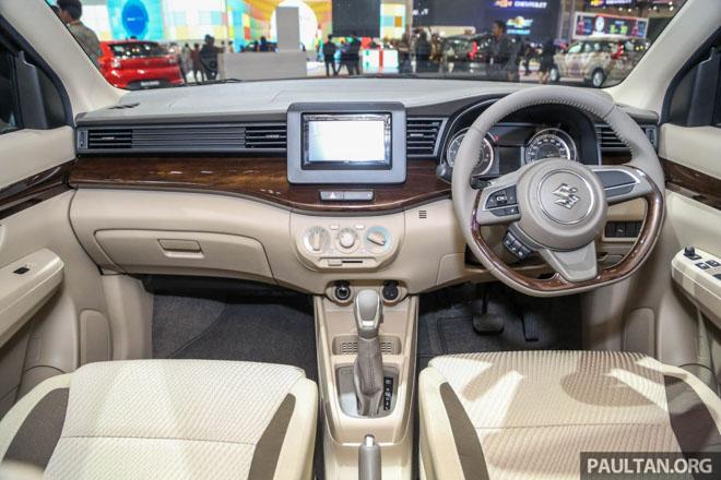 Ảnh thực tế Suzuki Ertiga 2018 vừa ra mắt tại Indonesia - 4
