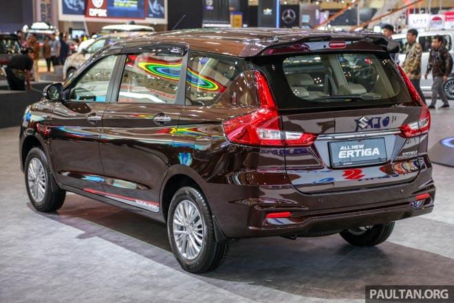 Ảnh thực tế Suzuki Ertiga 2018 vừa ra mắt tại Indonesia - 3