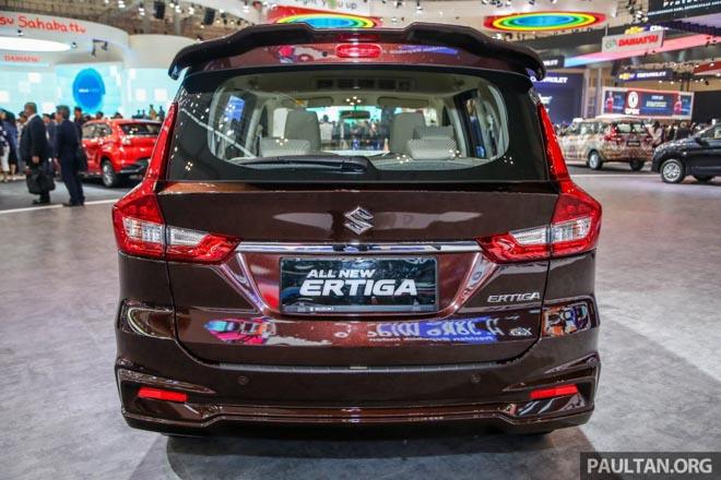 Ảnh thực tế Suzuki Ertiga 2018 vừa ra mắt tại Indonesia - 9