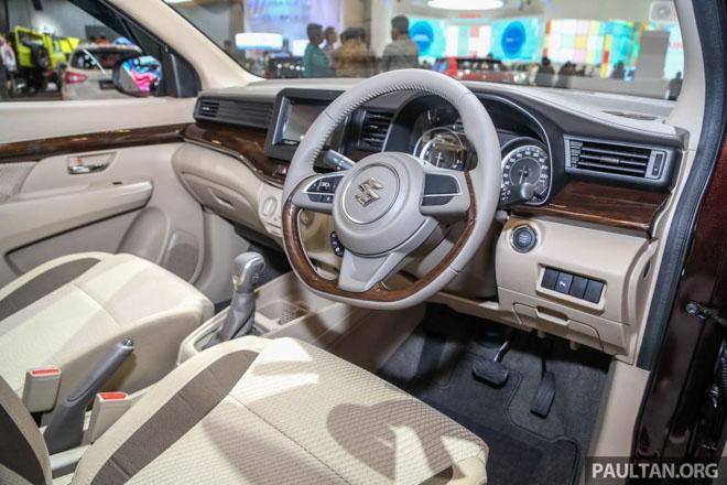 Ảnh thực tế Suzuki Ertiga 2018 vừa ra mắt tại Indonesia - 6