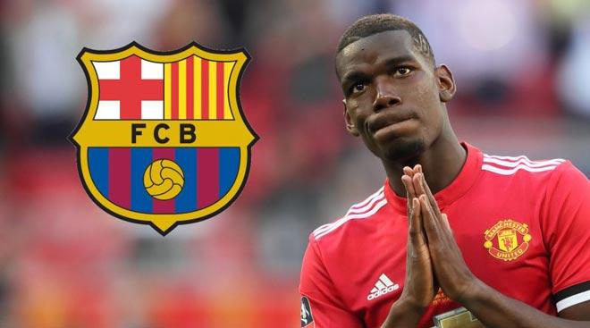 """Pogba đòi rời MU sang Barca: Chỉ là trò lừa bịp của """"siêu cò""""? - 1"""