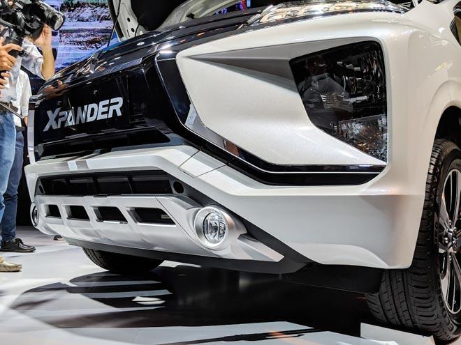 MPV 7 chỗ Mitsubishi Xpander 2018 chính thức ra mắt tại Việt Nam, giá bán từ 550 triệu đồng - 8
