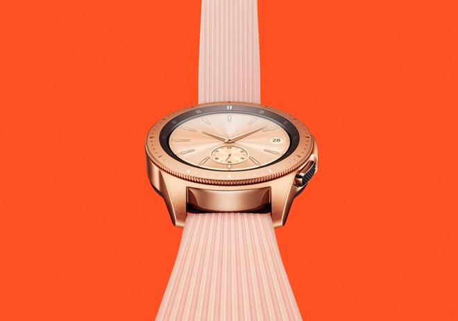 Ra mắt Samsung Galaxy Watch: Kết nối ở bất cứ nơi đâu - 1