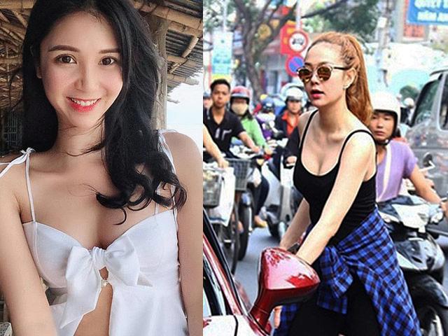 Điểm danh đội mỹ nhân Việt thích mặc sexy xuống phố gây tắc đường