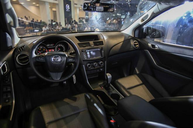 Mazda BT-50 2018 ra mắt với nhiều nâng cấp mới kèm giá bán từ 655 triệu đồng - 4
