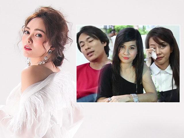 """""""Tình tay 3"""" Cát Phượng - Minh Tuấn - An Nguy bị tung MV châm biếm?"""