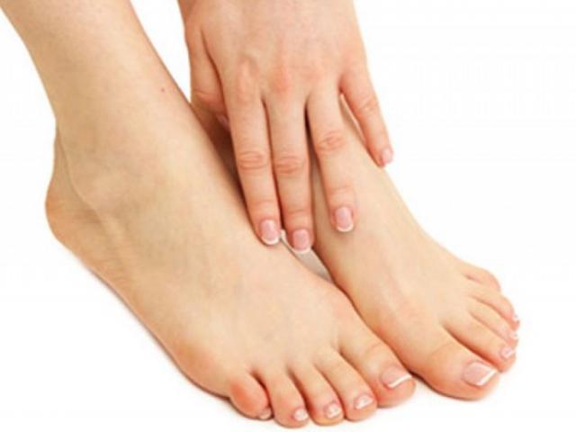Bài thuốc chữa chai chân