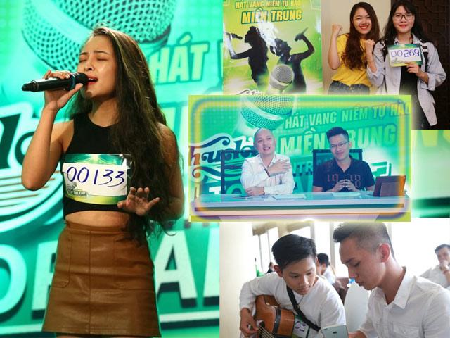 Đà Nẵng, Huế, Nghệ An sôi động với vòng sơ tuyển của cuộc thi tìm kiếm tài năng lớn nhất miền Trung