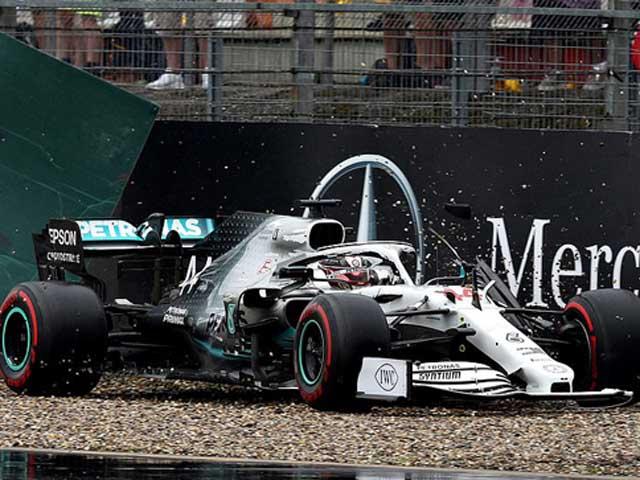 Video đua xe F1, German GP: Ác mộng Hamilton, Vettel xé gió vẫn kém 1 người