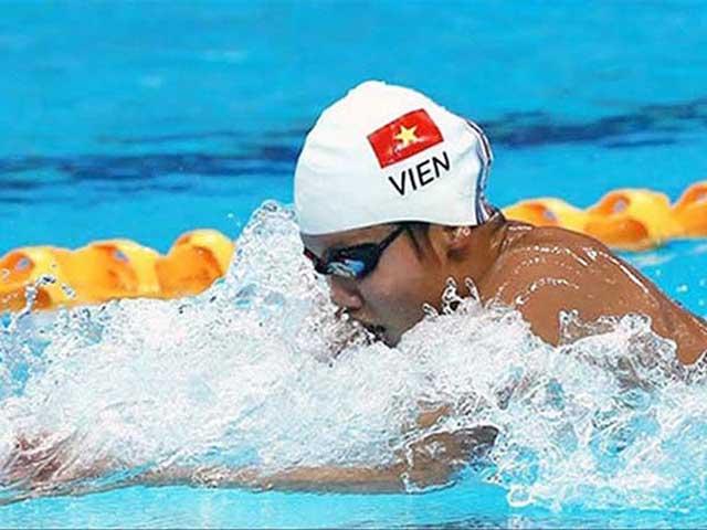 Kình ngư Ánh Viên sa sút phong độ ở Giải bơi vô địch thế giới