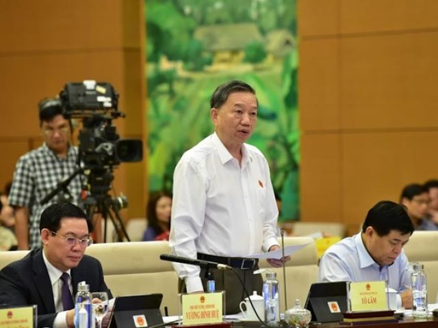 Bộ trưởng Tô Lâm lý giải việc đưa 7.000 phạm nhân đi làm việc cho doanh nghiệp