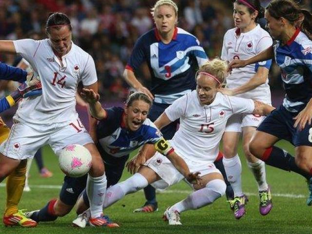 Lịch thi đấu môn bóng đá nữ Olympic Tokyo 2021