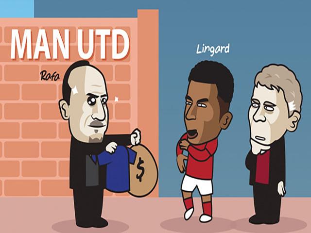 """Ảnh chế: Everton có âm mưu mang """"đấng Lingardinho"""" rời khỏi MU"""