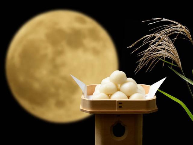 Từ thú vui của lãnh chúa, món bánh trung thu truyền thống của người Nhật ra đời