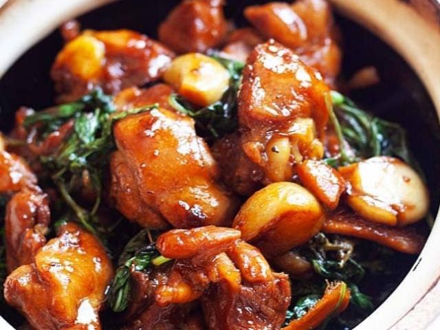Gà xào ba ly: Món ngon dễ làm, hương vị khiến người kén ăn nhất cũng mê