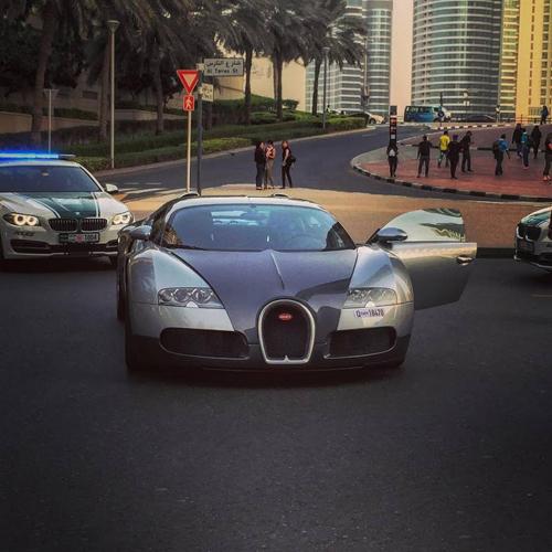 Ê kíp phim Thành Long phá nát siêu xe của hoàng tử Dubai - 9
