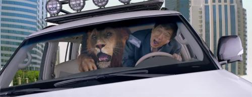 Ê kíp phim Thành Long phá nát siêu xe của hoàng tử Dubai - 7