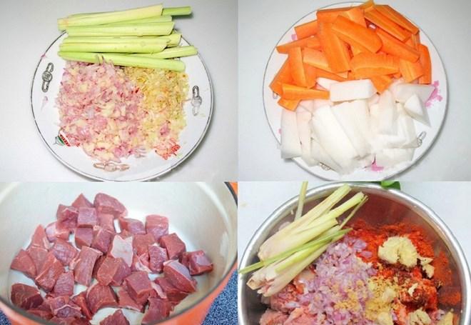Cách nấu bò kho, bò sốt vang ngon nhất - 1
