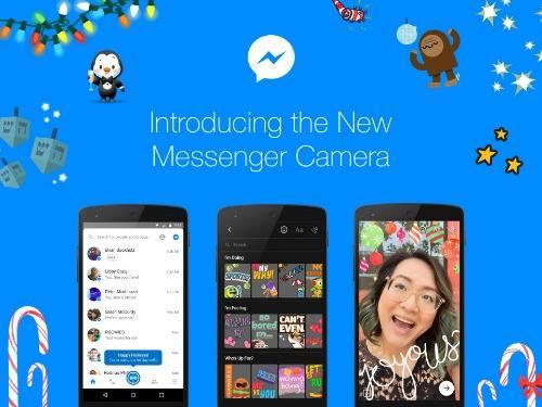 Facebook Messenger cập nhật hiệu ứng chụp ảnh mới - 1