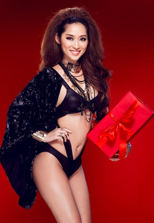 """Hoa hậu Việt Nam quốc tế tại Mỹ bật mí bí quyết """"níu"""" xuân thì - 2"""